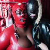 heavy rubber sessions london