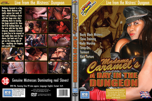 Day in the Dungeon with Madame Caramel