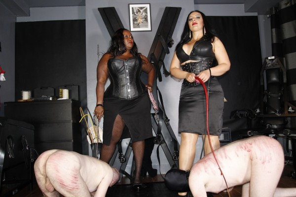 Brutal beating face sit and cock torture with tangent - 3 part 9