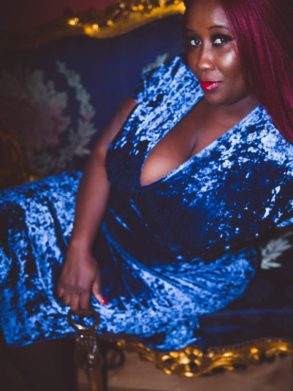 london black mistress