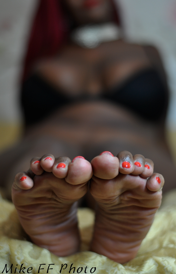 Beauty Foot Fetish